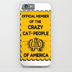 Crazy Cat People of America Slim Case iPhone 6s