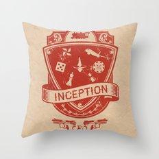 Totem Emblem Throw Pillow