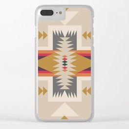 goldenflower Clear iPhone Case