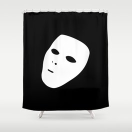 MK-ULTRA Shower Curtain