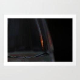 Carbonated Impresssions Art Print