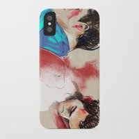 sterek iPhone & iPod Cases featuring sterek by Crisis