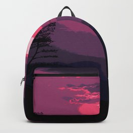 Of skies and magic Backpack