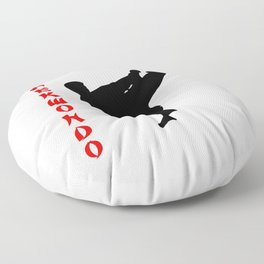Taekwondo Floor Pillow