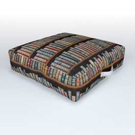 The Library Outdoor Floor Cushion