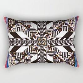 Mind Circuit Rectangular Pillow