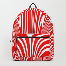 Candy Cane Backpack
