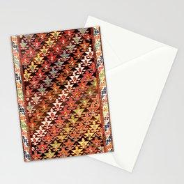 Shahsavan Moghan Southeast Caucasus Rug Print Stationery Cards