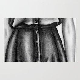 High Waisted Skirt Rug