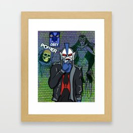 Hordak - She-Ra Framed Art Print