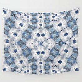 Blue Sky Kaleidoscope Photographic Pattern #2 Wall Tapestry