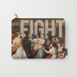 Fight. Carry-All Pouch