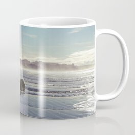 Moeraki Boulders, New Zealand Coffee Mug