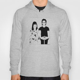 Nick and Susie Cave Hoody