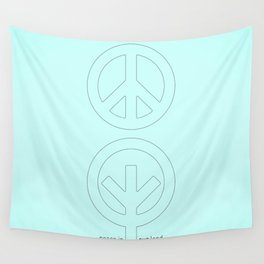 Peace in our Land Wall Tapestry