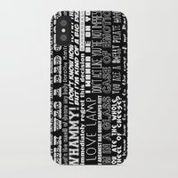 anchorman iPhone & iPod Cases featuring Anchorman Love by Jamizzle