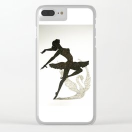 I can fly Clear iPhone Case