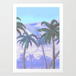 Landscape XXV Art Print