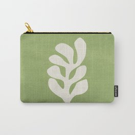 Forest Green Leaf: Matisse Paper Cutouts V Carry-All Pouch