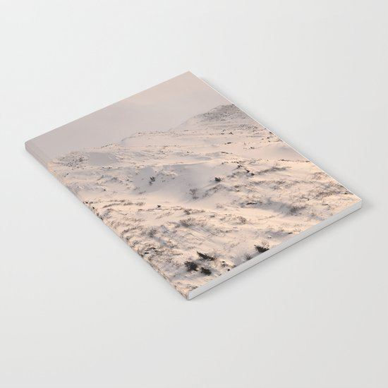 Turnagain Arm Mountain Notebook