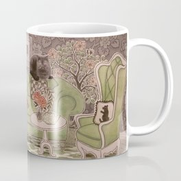 Alice& Dinah Coffee Mug