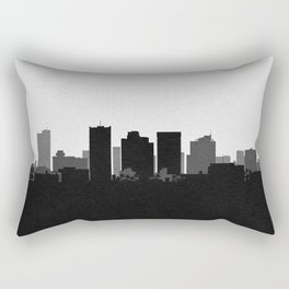 City Skylines: Phoenix (Alternative) Rectangular Pillow