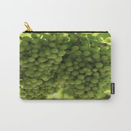 White Summer Wine Carry-All Pouch