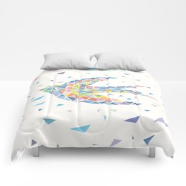 Triangled Swallow Comforters