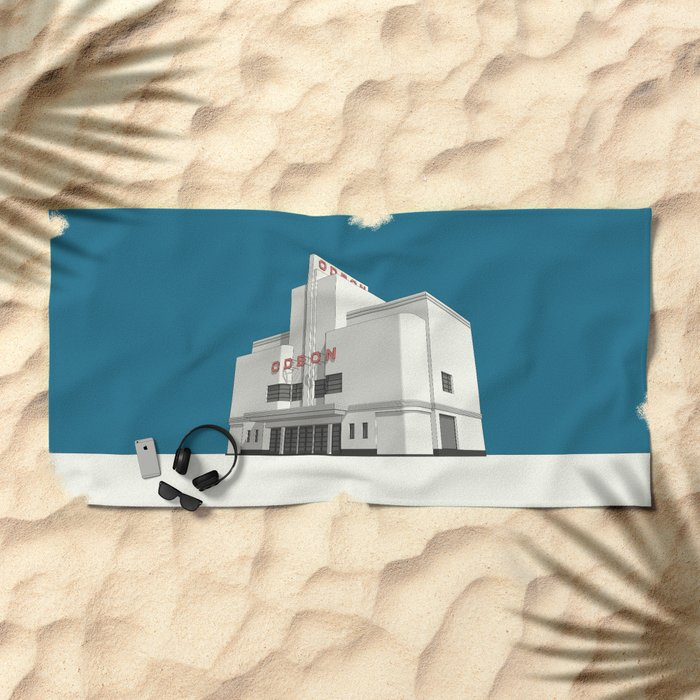 ODEON Balham Beach Towel