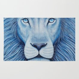 'Majesty' Star Lion Rug
