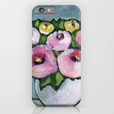 Retro Bouquet iPhone 6s Slim Case