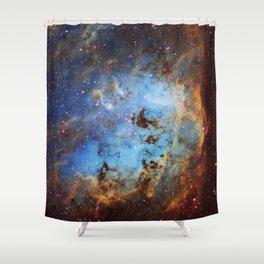 The Tapdole Nebula Shower Curtain