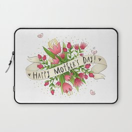 Happy Mother's Day Laptop Sleeve