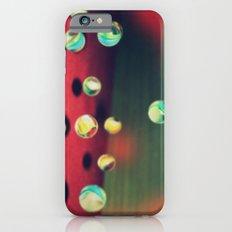 Retro Marbles Slim Case iPhone 6s