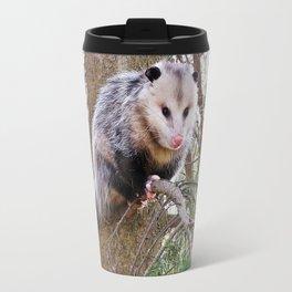 Possum on a Branch Travel Mug