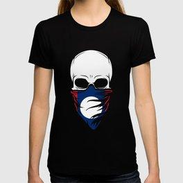 Laos Skull T-Shirt - Laos T-shirt