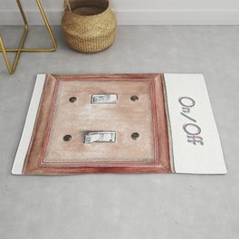 Switch Plate Rug