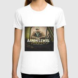 AARON LEWIS SINNER TOUR T-shirt
