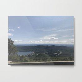 LG/NY Metal Print