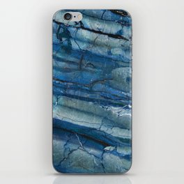 Ocean Depths Blue Marble iPhone Skin
