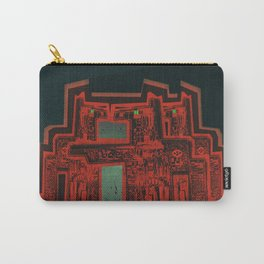 Three's a Crowd Carry-All Pouch