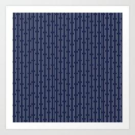 Small strips #580 Art Print