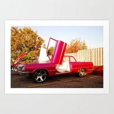 cool car #004 Art Print