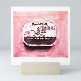 Pretty in Pink Mini Art Print