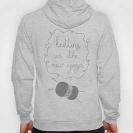Knitting Hoody