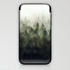 The Heart Of My Heart // Green Mountain Edit iPhone & iPod Skin