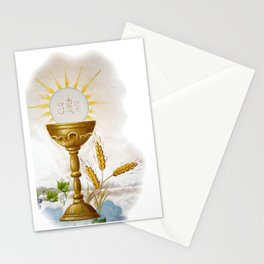Holy communion Stationery Cards