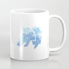 Wolves on the horizon Coffee Mug
