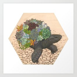 Cultivated Art Print