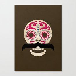Calaca (1) Canvas Print